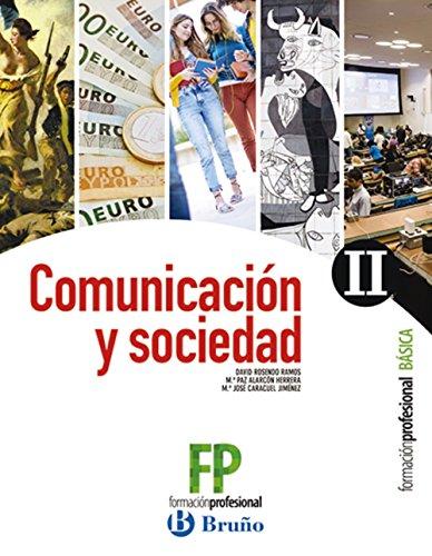 Comunicación y Sociedad II Formación Profesional Básica (Imaginemos el futuro)