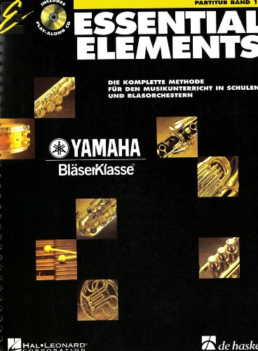 Essential Elements, Partitur, m. Audio-CD