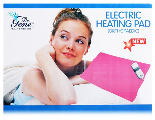 Dr Gene Electrical Heating Pad (Orthopaedic) With Controller  available at amazon for Rs.639