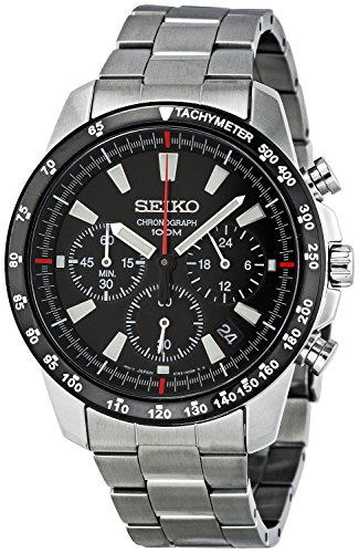 seiko-mens-ssb031-silver-stainless-steel-quartz-watch-with-black-dial