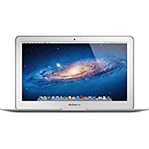 "Apple MacBook Air Core i5-3317U Dual-Core 1. 7GHz 4GB 64GB SSD 11. 6"" LED Notebook AirPort OS X w/Webcam (Mid 2012)"