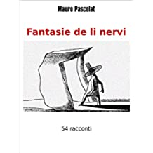 Fantasie de li nervi: 54 racconti