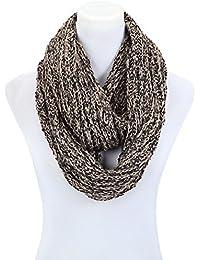 écharpe tube loop pour l'hiver - couleurs différentes