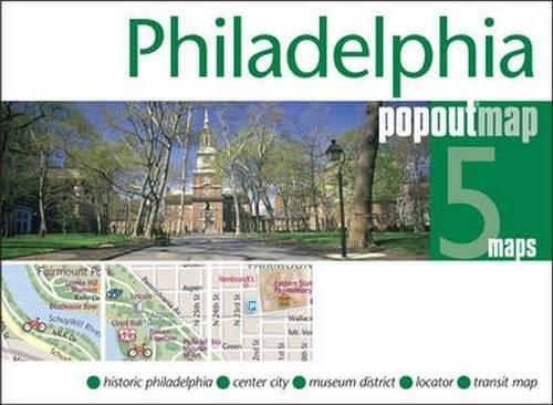 Philadelphia Double Popout Map (PopOut Maps)