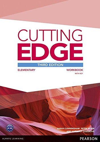Cutting Edge 3rd Edition Elementary Workbook with Key