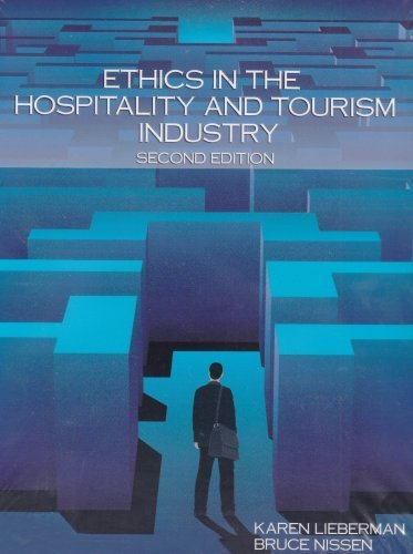 ethics-in-the-hospitality-and-tourism-industry-by-karen-2005-06-30