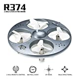 REALACC R374 Mini UFO Quadrocopter Remote...