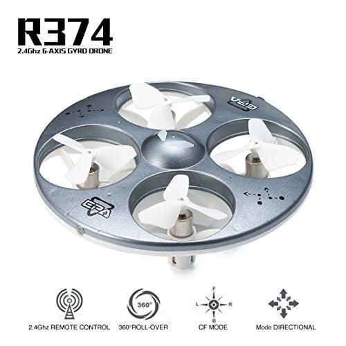 REALACC R374 Mini UFO Quadrocopter Remote Control Quadcopter Drohne Kopflose Modus 2
