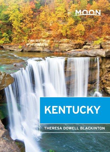 Moon Kentucky (Moon Handbooks) (English Edition)