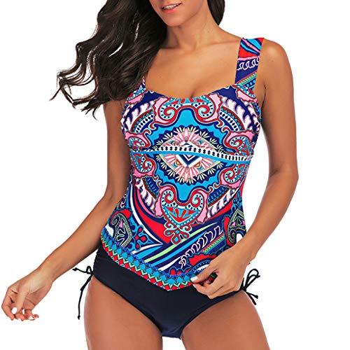 Bikini-Badeanzug DREI Punkte Tief Bikinis drücken Oben Triangel-Bikini mit Spitze 2019 Frauen Frauen Bikini, Frauen-Bikini-Badebekleidung Set Push-Up Padded up Swimsuit swimanzug Swimwear (Spiderman Kostüm Zeichnung)