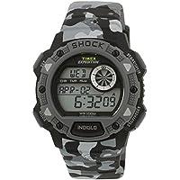 Timex Shock Digital Grey Dial Men's Watch - TW4B006006S