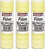 tesafilm® Klebeband, Standard, 10m x 15mm (3 Packungen = 30 Rollen)