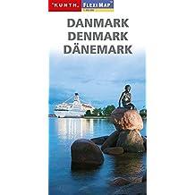 Cartes de route Danemark 1 : 350 000