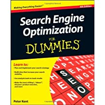 Search Engine Optimization For Dummies by Peter Kent (2010-11-02)