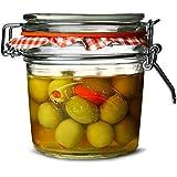 Kilner 0.35 Litre Genuine Clip Top Jar (Pack of 12)