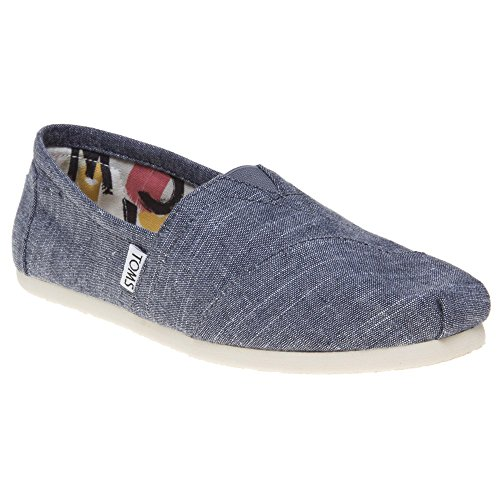 Toms Classic Shoes Blue 5.5 UK