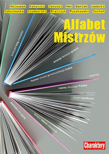 alfabet-mistrzw-english-edition