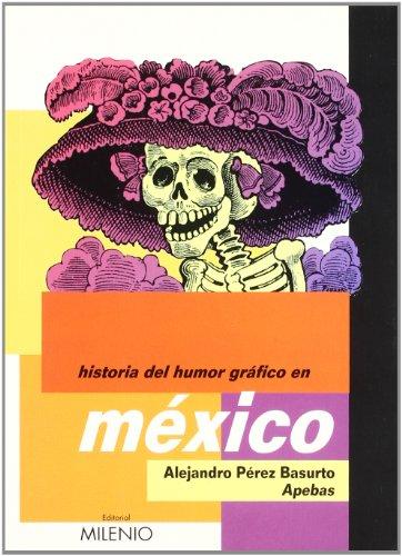 Historia del humor gráfico en México Cover Image