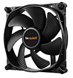 be quiet! SilentWings 3 Computer case Fan - Computer Cooling Components (Computer case, Fan, 12 cm, 2200 RPM, 28.6 dB, 73.33 cfm)
