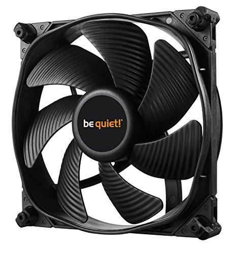 be quiet! SilentWings 3 PWM 50.5 CFM 120 mm Fan