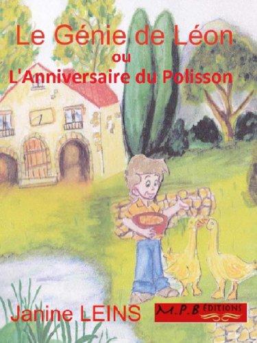 Le Génie de Léon OU L'Anniversaire du Polisson (Collection Jeunesse t. 10)
