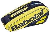Babolat Pure Aero Racket Holder X6 Raquetero Amarillo -...