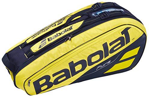Babolat Tennisschlägertasche X6 Pure Aero schwarz/gelb (703) 6 -