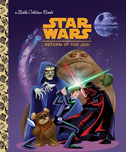Star Wars: Return of the Jedi (Little Golden Books: Star Wars)