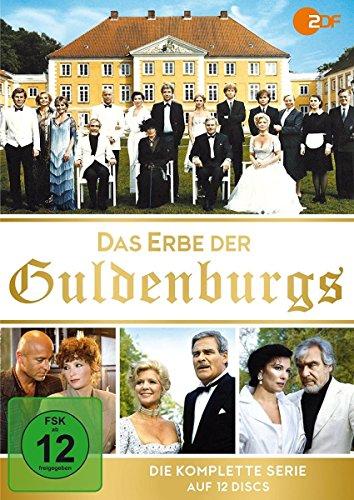 Bild von Das Erbe der Guldenburgs - Die komplette Serie [12 DVDs]