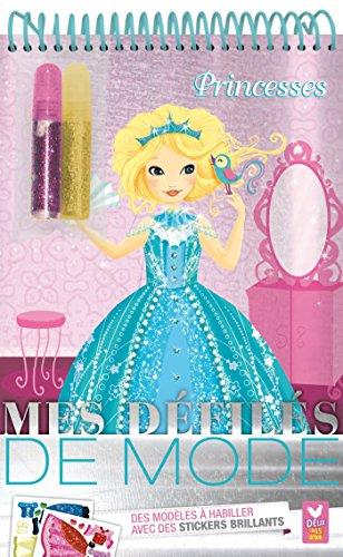 Princesses - Bloc à spirale
