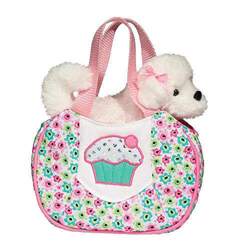 Cuddle Toys 2185Cupcake de Ruedas con de Perro de Peluche Juguete