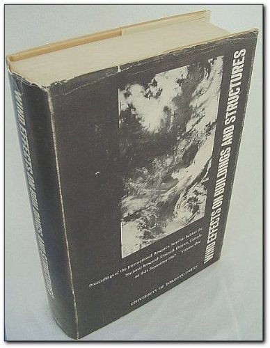 Wind Effects on Buildings and Structures: International Research Seminar Proceedings, 1967