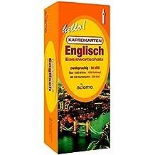 Karteikarten - Basiswortschatz Englisch: Niveau A1 bilingual / zweisprachig