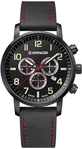 Wenger Attitude Chrono relojes hombre 01.1543.104