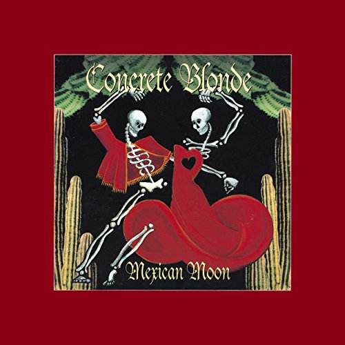 Concrete Blonde: Mexican Moon [Vinyl LP] (Vinyl)