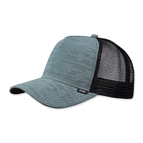 DJINNS - Bigseer (slate) - Trucker Cap Meshcap Hat Kappe Mütze Caps