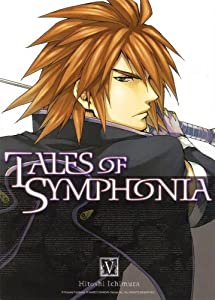 Tales of Symphonia Edition simple Tome 5