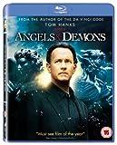 Angels & Demons (Extended Cut) [Blu-ray] [2009] [Region Free]