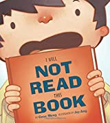 I Will Not Read This Book by Cece Meng (2011-09-06)