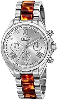 Burgi Casual Watch Analog Display Quartz For Women