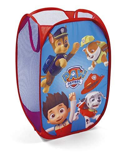 *North Star pw9248 PORTAGIOCHI Pop Up Paw Patrol, Polyester, mehrfarbig*