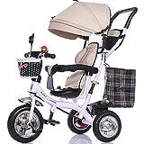 Children's bike Bubble Wheel Kinder Fahrrad, Fahrrad, Babys Kinderwagen, Kinder Dreirad, Licht Trolley (Farbe : # 3)