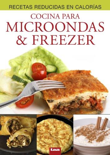 Cocina para microondas & freezer eBook: Mara Iglesias: Amazon.es ...