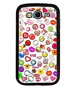 Aart Designer Luxurious Back Covers for Samsung Galaxy Grand by Aart Store.