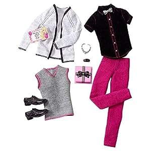 BRB Ken fête d'anniversaire de mode Barbie Mattel Y7102