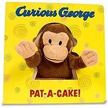 Curious George Pat-a-Cake (Curious George Board Books)