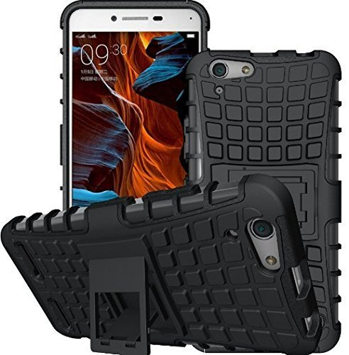 Helix Armor Case Cover with Kickstand for Oppo Neo 7 A33F