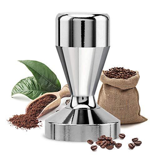 innislink Kaffee Tamper 51mm, Kaffeemehlpresser Espresso Tamper 51mm Espresso Stampfer Stempel...