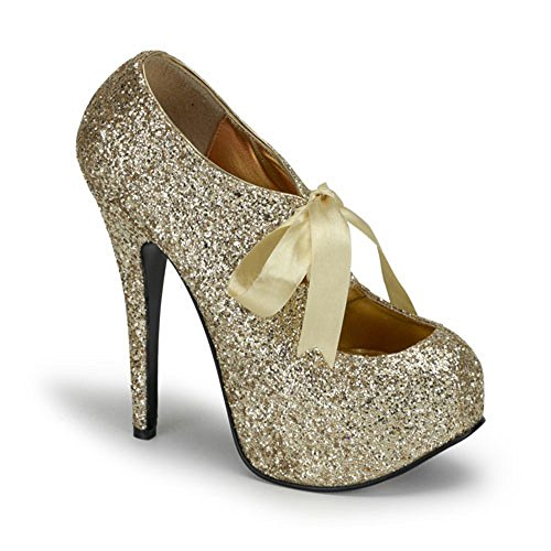Heels-Perfect , Escarpins pour femme Or Gold Or - Gold