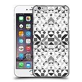 Head Case Designs Offizielle Vasare NAR Geometrisch Grau Muster 3 Ruckseite Hülle für iPhone 6 Plus/iPhone 6s Plus